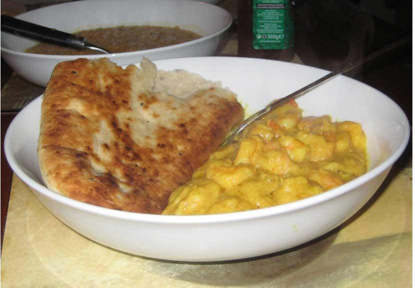 Chingri Malaikari Recipe With Coconut