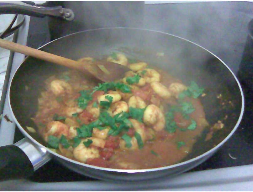 Prawn Bhuna Recipes Curry