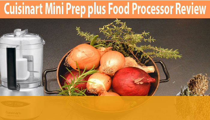 Cuisinart Mini Prep plus Food-Processor Review image
