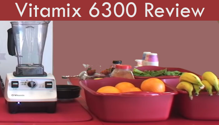 Vitamix 6300 Review 2021: Know The Real Fact of Vitamix