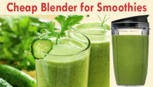 Best Cheap Blender for Smoothies
