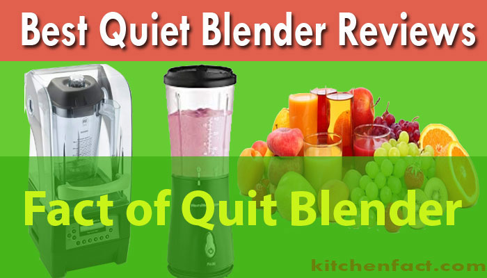 Best Quiet Blender Reviews-image