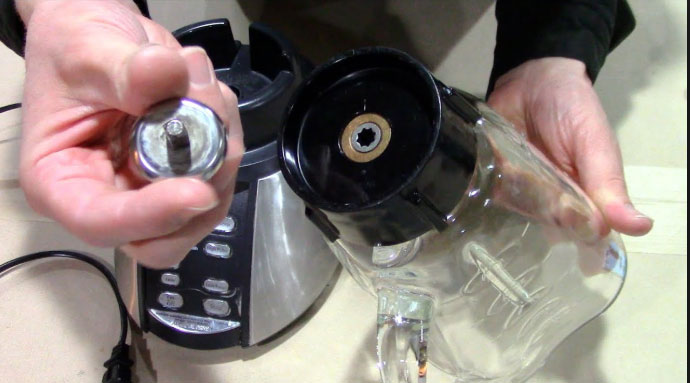How to fix a blender