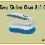 Keep Kitchen Clean And Organized