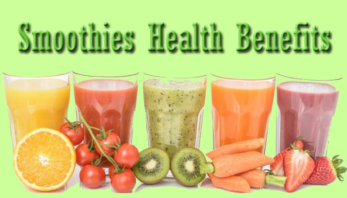 Smoothies Health Benefits