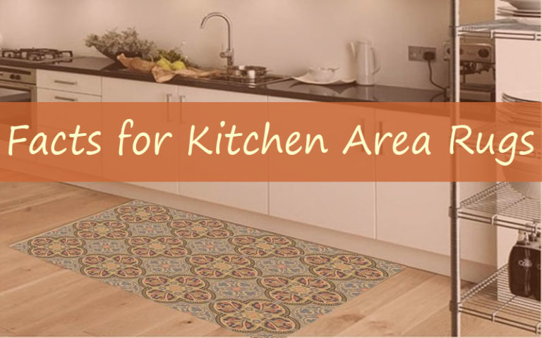 7 Best Area Rugs For Kitchen Reviewed