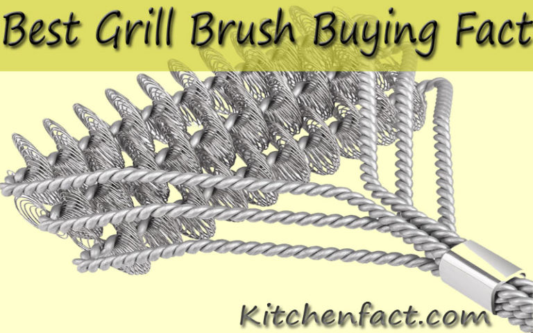 Best Grill Brush Reviewed And Buyer's Guide 2021