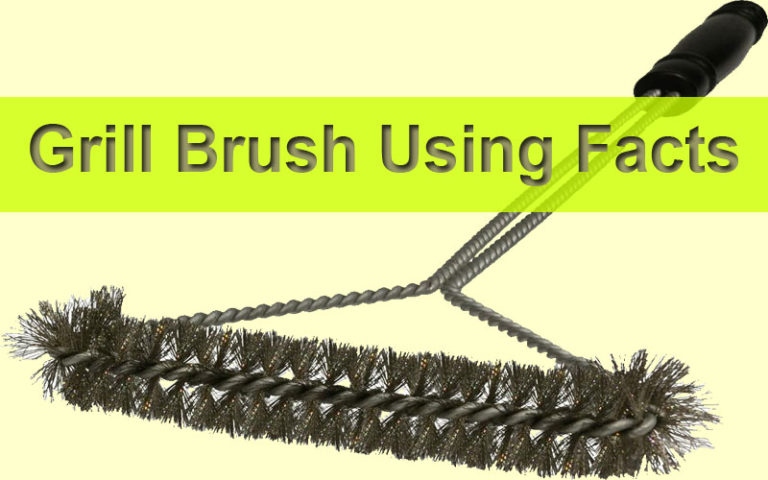 When You Think How to Use Grill Brush Then It's for You