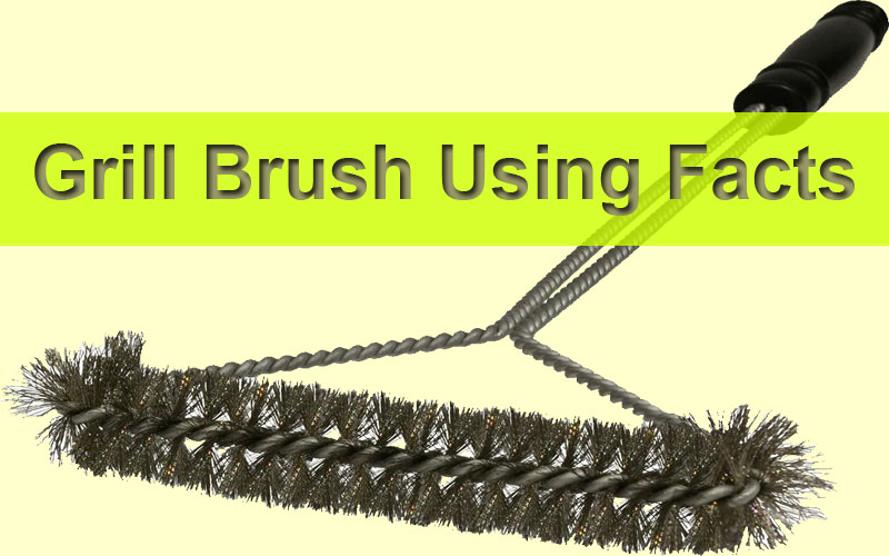 How to Use Grill Brush