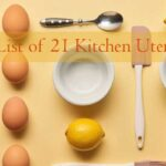 List of 21 kitchen-utensils