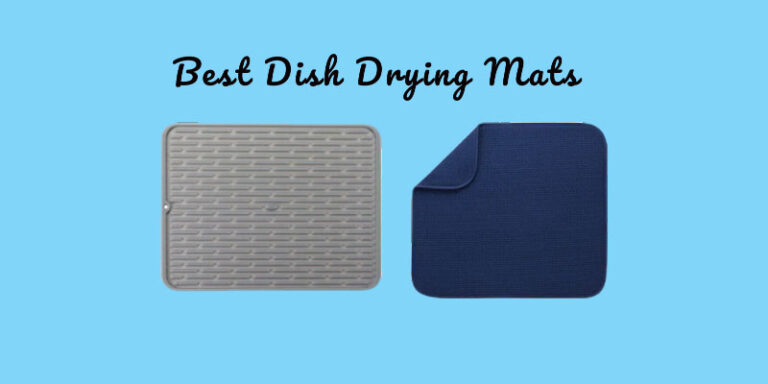 10 Best Dish Drying Mats Reviewed | Buying Guide