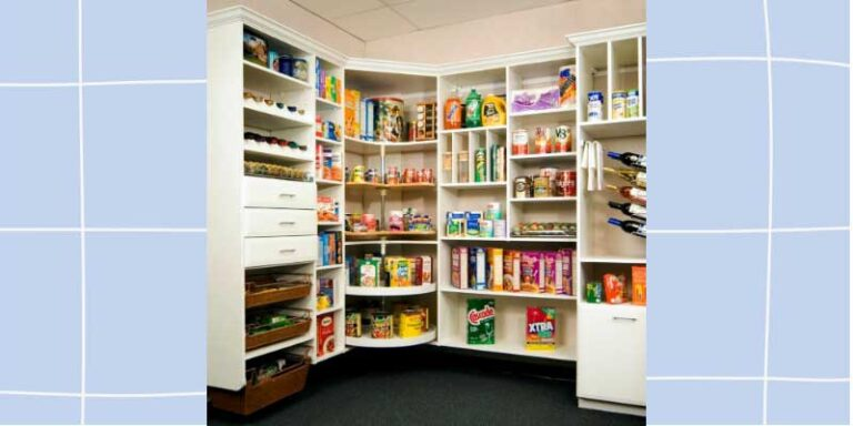 How to Organize Kitchen Pantry Properly