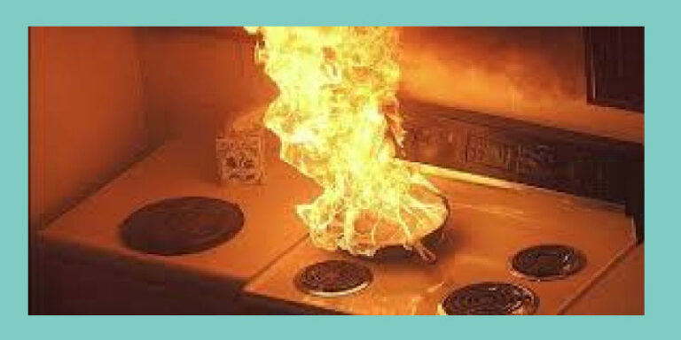How to Prevent Kitchen Fires by 16 Ways