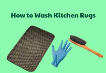 How to Wash Kitchen Rugs