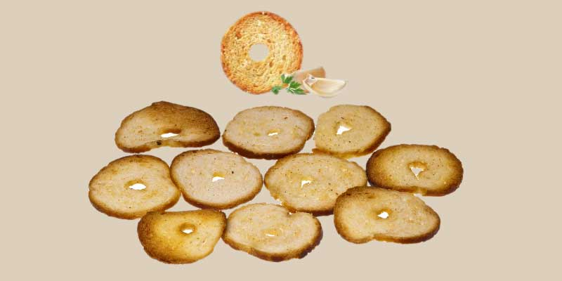 How to make bagel chips