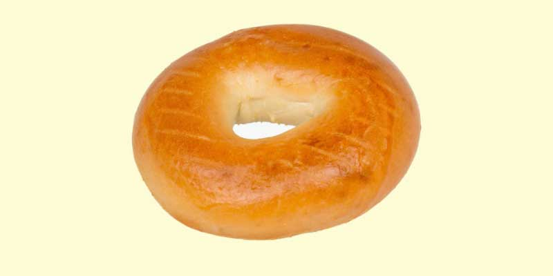 How to toast a bagel without a toaster