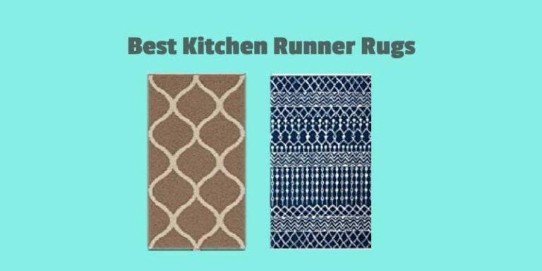 8 Best Kitchen Runner Rugs Reviewed and Buying Guide 2021