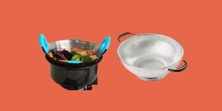 How to Use a Colander Effectively