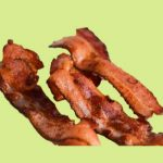 What does bacon taste like
